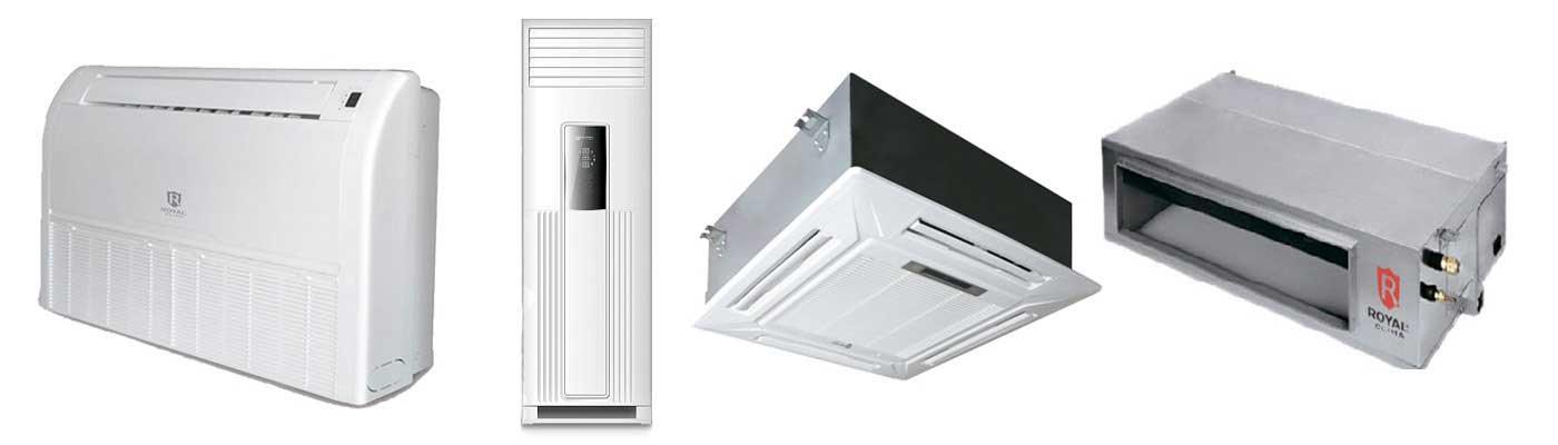 Системы кондиционирования воздуха в нашем интернет магазине
